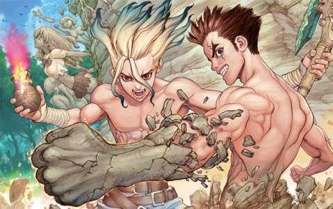 Le manga Dr. Stone licencié en France