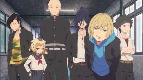 L'anime Kujira no Kora wa Sajou ni Utau OAV, en images