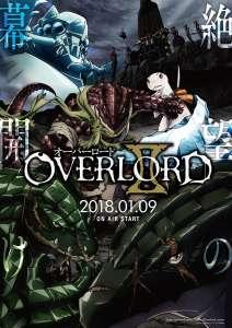 L'anime Overlord Saison 2, en Promotion Vidéo