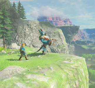 Le DLC 2 du jeu The Legend of Zelda: Breath of the Wild, en Trailer FR