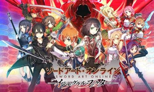 Le jeu mobile Sword Art Online: Integral Factor arrive bientôt en anglais