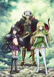 L'anime Isekai Maou to Shoukan Shoujo Dorei Majutsu, en Teaser Vidéo