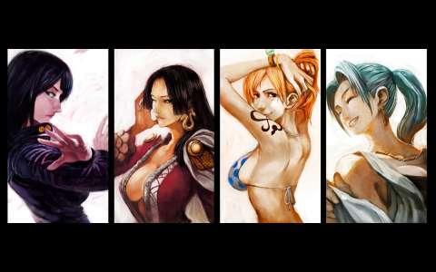Top 10 des personnages FÉMININS d'animé les plus »COQUINS» !