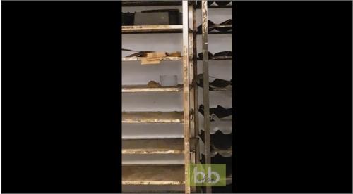 Des rats au rayon boulangerie de Carrefour Evry 2