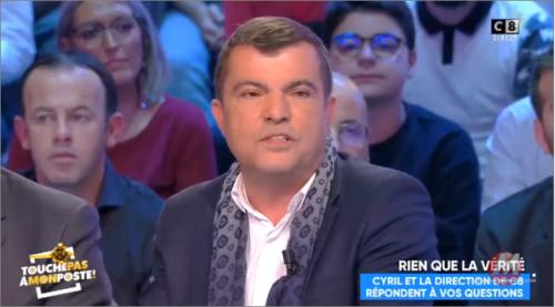 Jean-Luc Lemoine a t-il quitté C8 ? Cyril Hanouna et les patrons de la chaine réagissent…