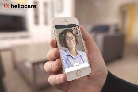Hellocare : nouvelle solution mobile de téléconsultations