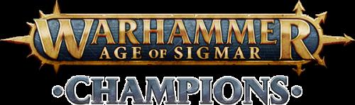 Warhammer Age of Sigmar : Champions
