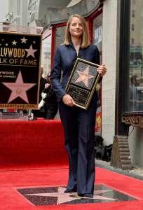 Jodie Foster : A 53 ans, elle est enfin honorée de son étoile à Hollywood !