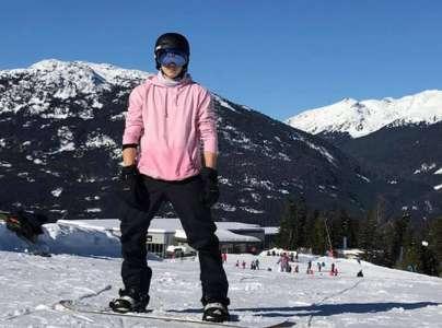 Brooklyn Beckham : Sa chute au ski qui lui gâche les vacances