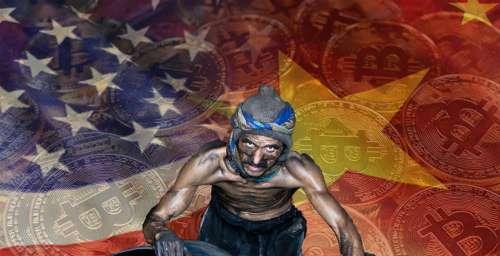 Minage : Ban Chinois, Domination Américaine, Green Mining