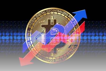 Chute du Bitcoin, jusqu'à quand? Pour JP Morgan, il faut regarder ce simple indicateur!