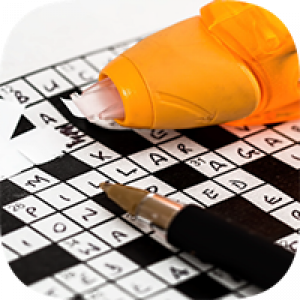 With 36-Across ChapStick product crossword clue