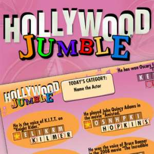 Hollywood Jumble March 5 2018 Answers