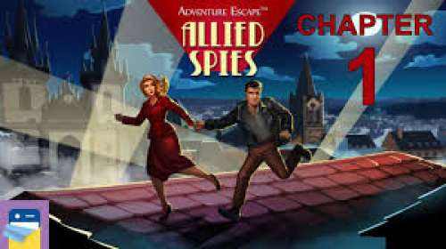 Adventure Escape: Allied Spies: Grenades Puzzle – Chapter 2 Walkthrough (by Haiku Games)