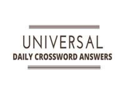 Nuptial agreement crossword clue