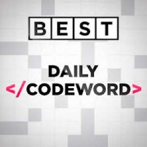 Best Daily Codeword September 4 2018 Answers and Solutions