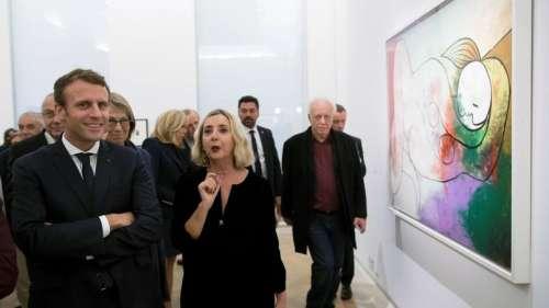 «Bonjour jeune homme»: Macron rend visite à Picasso avec la fille du peintre