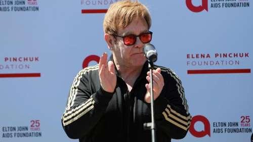 Elton John appelle au boycott de Facebook et Instagram contre l'homophobie