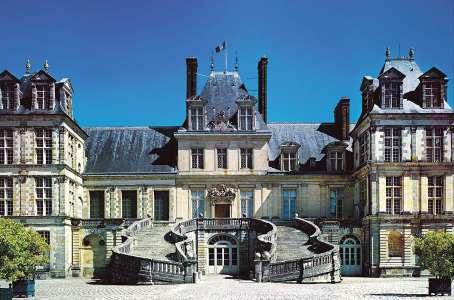Qui veut sauver l'escalier de Fontainebleau?