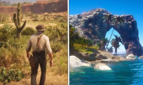 Red Dead Redemption 2 : un glitch permet de se rendre au Mexique et de retourner à Guarma