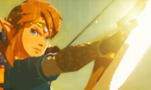 Zelda Breath of the Wild : il est possible de conserver l'Arc de Lumière grâce à un bug, voici comment faire