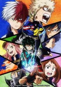 My Hero Academia – saison 2