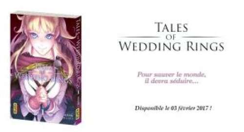Maybe (Dusk Maiden) revient chez Kana avec Tales of Wedding Rings