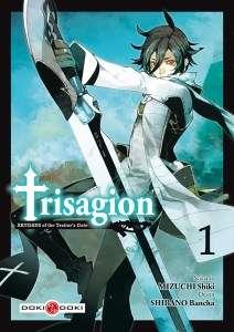 Trisagion, le nouveau shônen de Doki-Doki