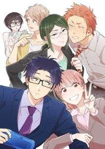 Une adaptation anime d'Otaku ni Koi wa Muzukashii prévue pour avril 2018