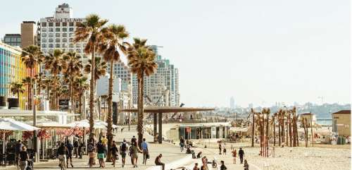 Plongée au cœur de Tel-Aviv
