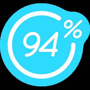 Réponse 94% Niveau 184