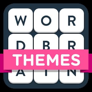 Réponse WordBrain Themes Professeur