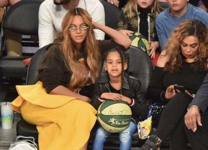 Beyoncé : à 8 ans, sa fille Blue Ivy décroche son premier job !