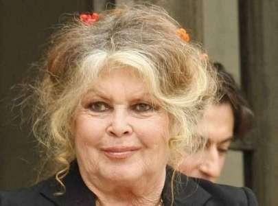 Brigitte Bardot pousse un coup de gueule sur Twitter