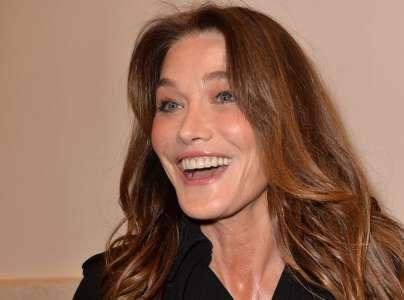 Carla Bruni : nouvelle photo inédite de sa fille Giulia Sarkozy !