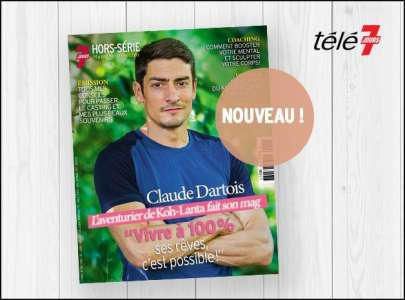 Claude Dartois : Le légendaire aventurier de Koh-Lanta prend les commandes du Hors-Série de Télé 7 Jours !