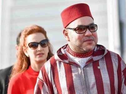 Eric Dupond-Moretti et le Roi du Maroc, Mohammed VI, liés !