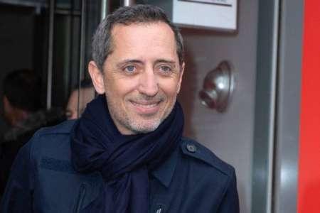 Gad Elmaleh en deuil : il rend hommage à son amie Maurane
