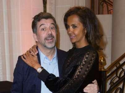 Karine Le Marchand: sa folle soirée avec Stéphane Plaza !