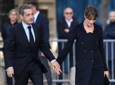 La révélation choc de Carla Bruni sur Nicolas Sarkozy