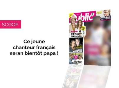 Magazine Public - Ce chanteur français va devenir papa