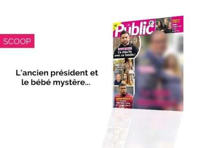 Magazine Public - L'ancien président et le bébé mystère...