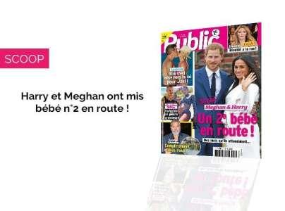 Magazine Public - Meghan et Harry ont mis un 2 ème bébé en route!
