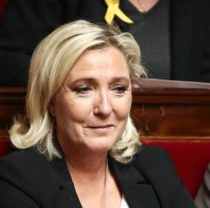 Marine Le Pen, la rupture : avec Louis Aliot, c'est fini !