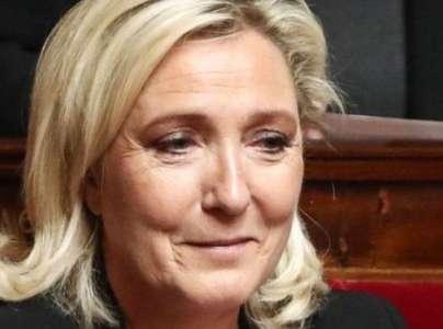 Marine Le Pen sur Instagram... C'est étonnant !