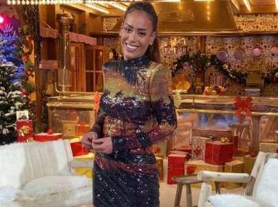 Nouvel an : on craque pour le look d'Amel Bent !