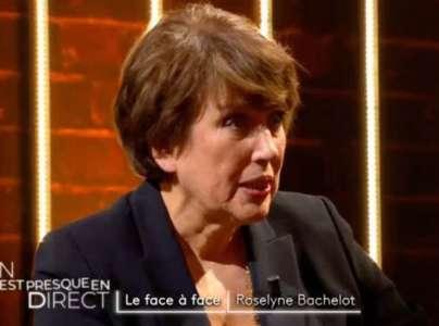 Roselyne Bachelot : son tacle à Léa Salamé en direct sur France 2