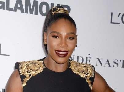 Serena Williams : Sa bague de mariage est ultra bling-bling !