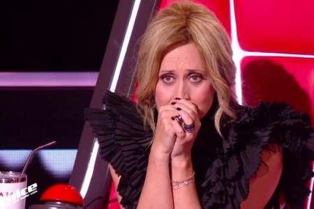 The Voice : Nikos Aliagas surpris par la réaction de Lara Fabian lors de la demi-finale...