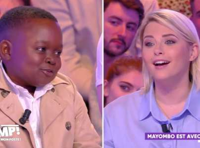 TPMP : Kelly Vedovelli craque totalement pour le Petit Mayombo !